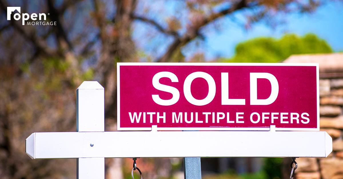 Realtor sign - sold