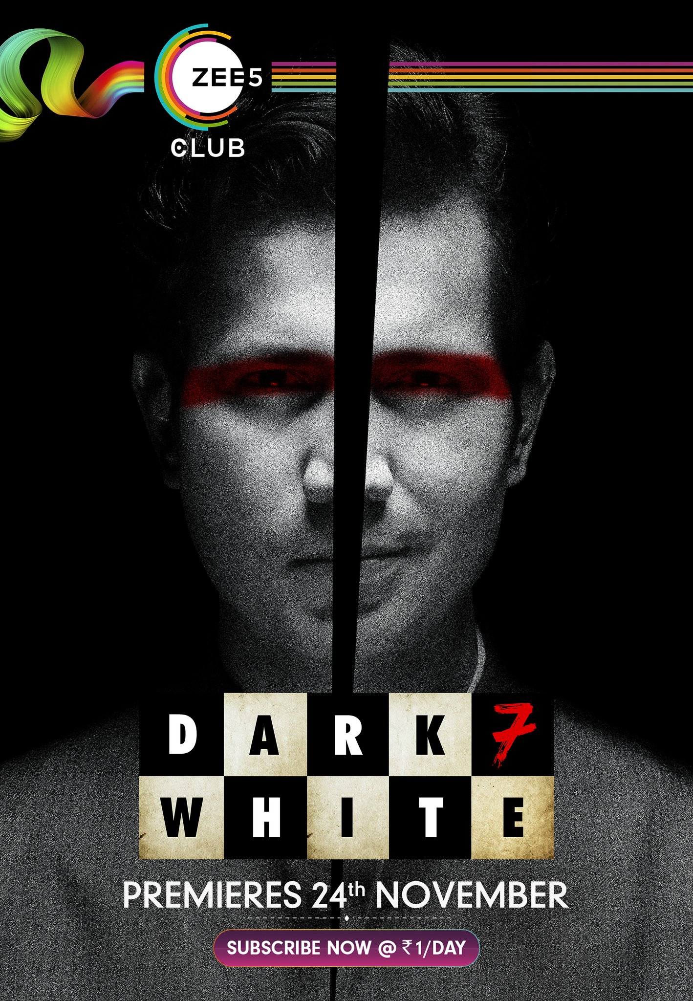 Dark 7 White Season 1 Complete