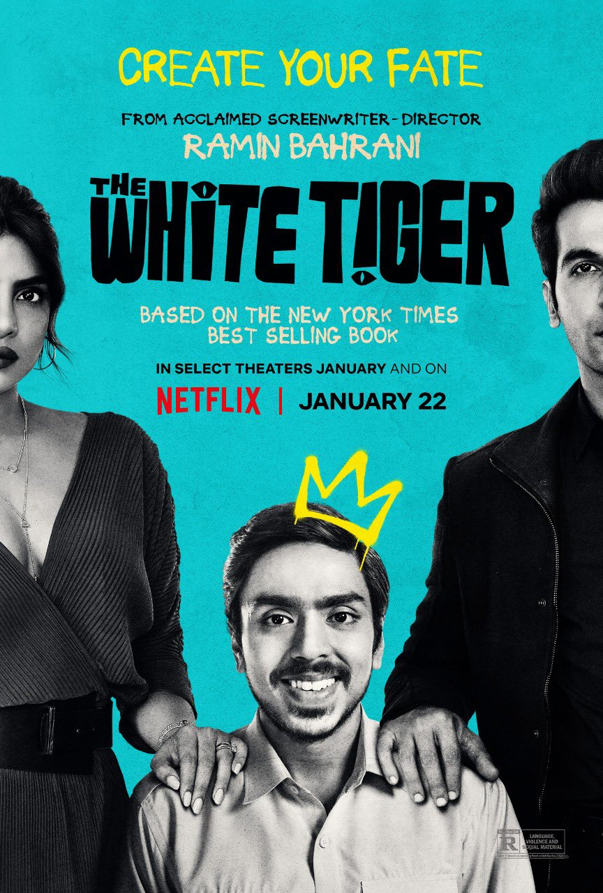The White Tiger (Telugu)