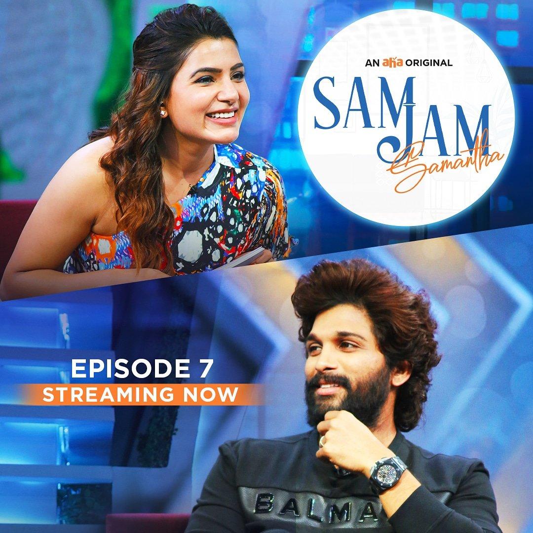 Sam Jam Season 1 Episode 7