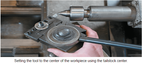 Turning Between Centers With A Lathe Dog