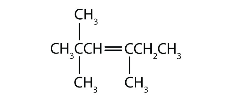 4.2 Names and Structures for Hydrocarbons