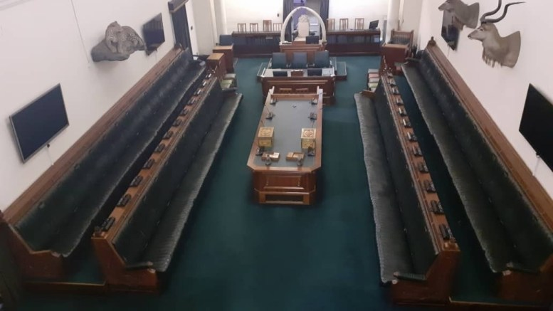COVID-19 forces Parly to suspend committee meetings