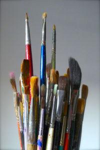 Artist Paint Brushes Art Supplies