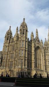 London Parliament Building - Public Domain