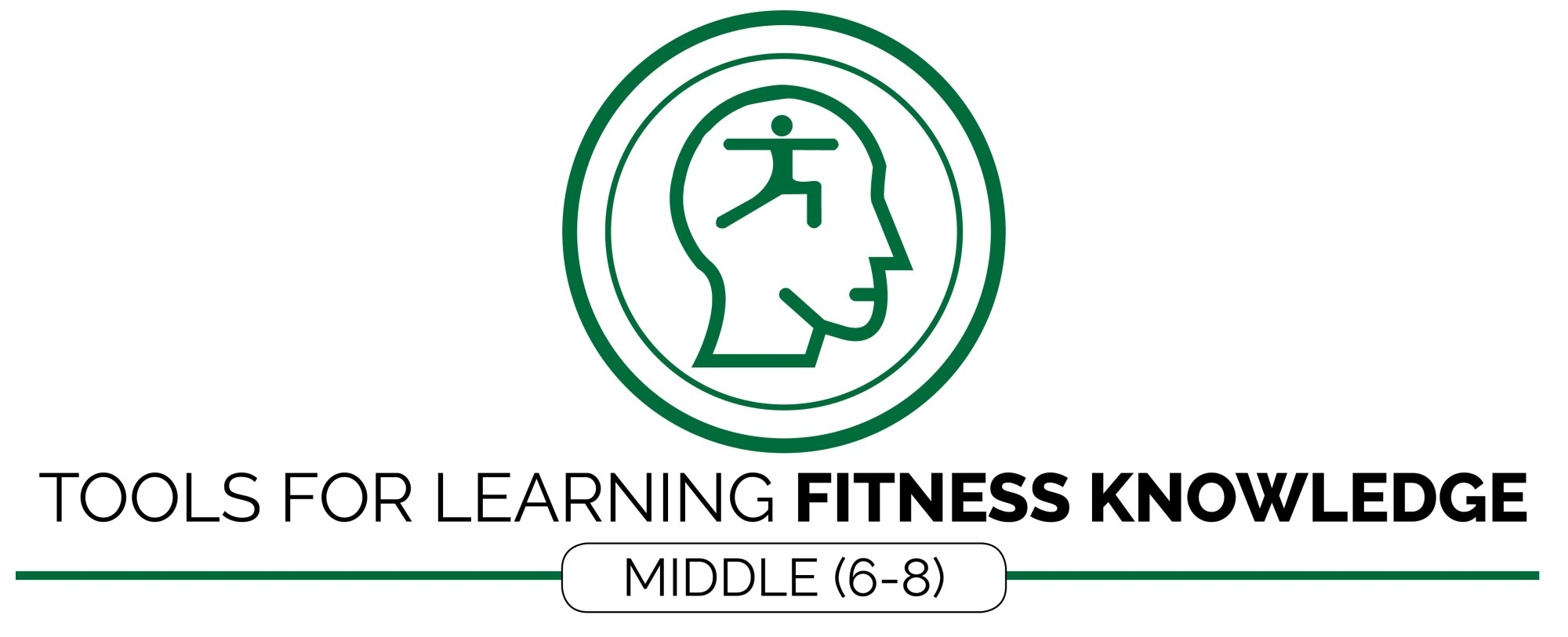 hight resolution of Fitness Knowledge(MS 6-8) - OPEN Physical Education Curriculum