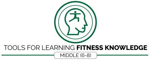 small resolution of Fitness Knowledge(MS 6-8) - OPEN Physical Education Curriculum