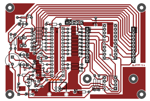 small resolution of pcb of main module