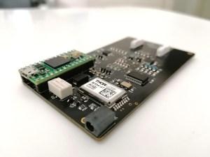 openQCM min electronics