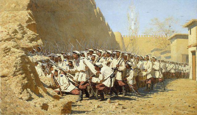 Capture of Khiva 1871