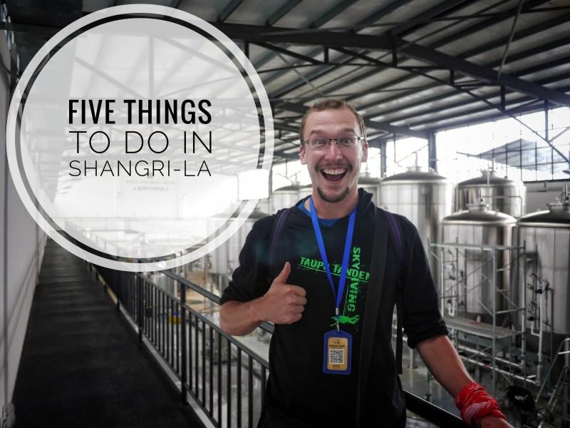 Things to Do in Shangri-la
