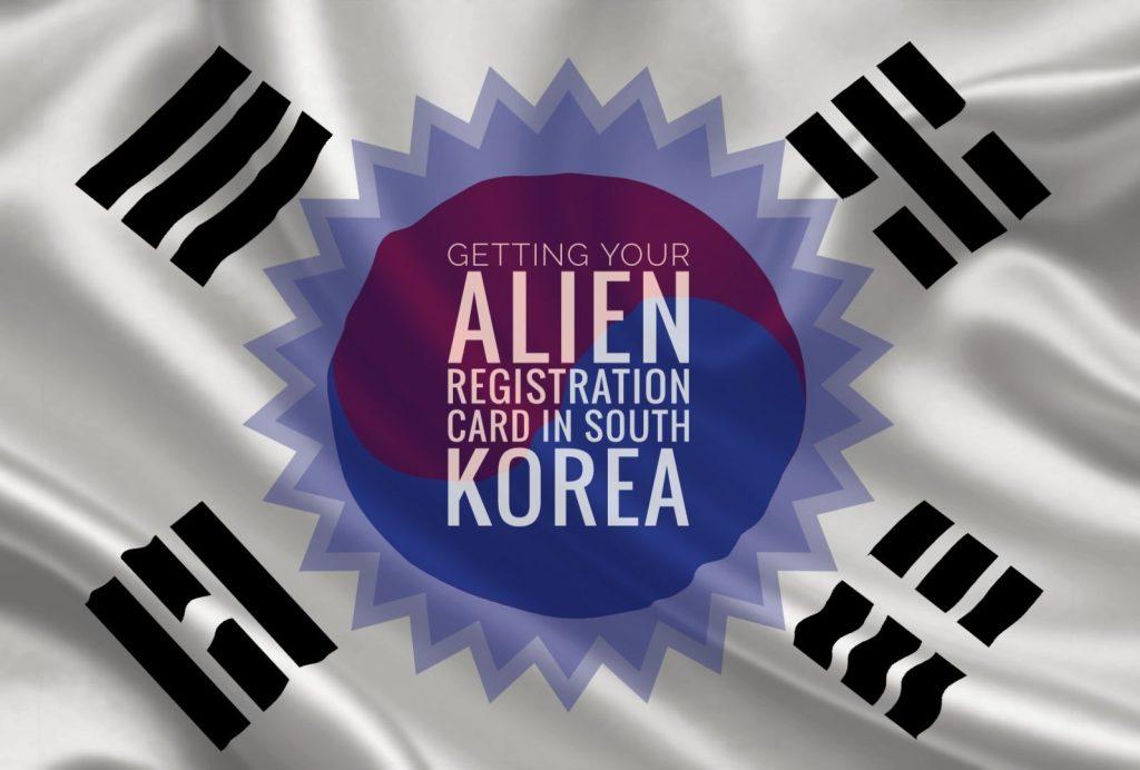 Getting your alien registration card