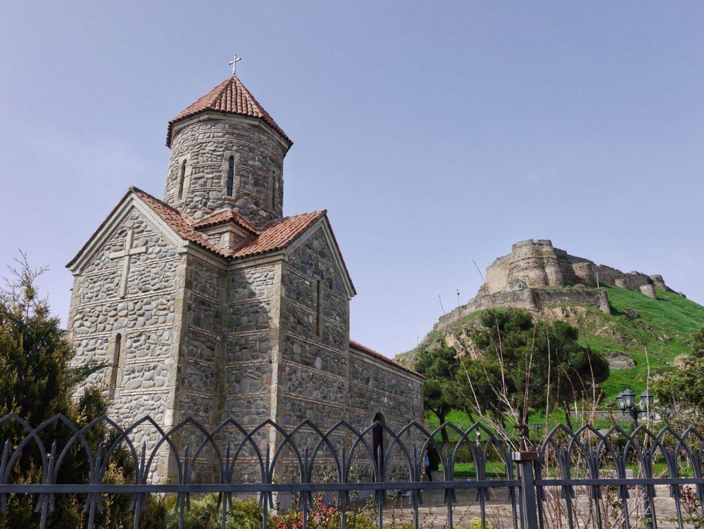 The Cave City of Uplistsikhe