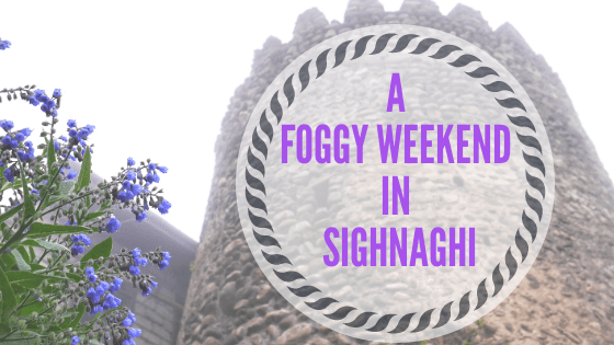 Weekend in Sighnaghi