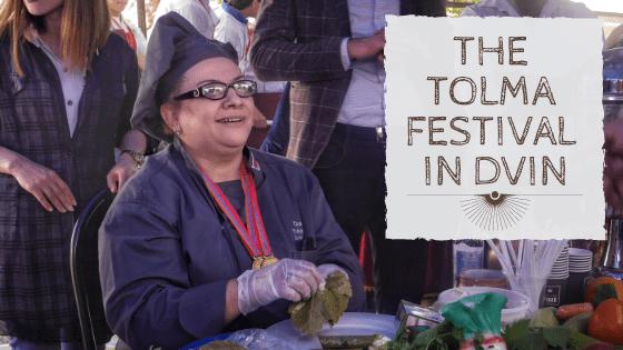 Tolma Festival in Dvin
