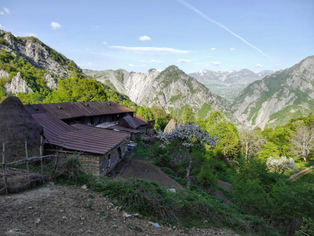 The Village of Keneye