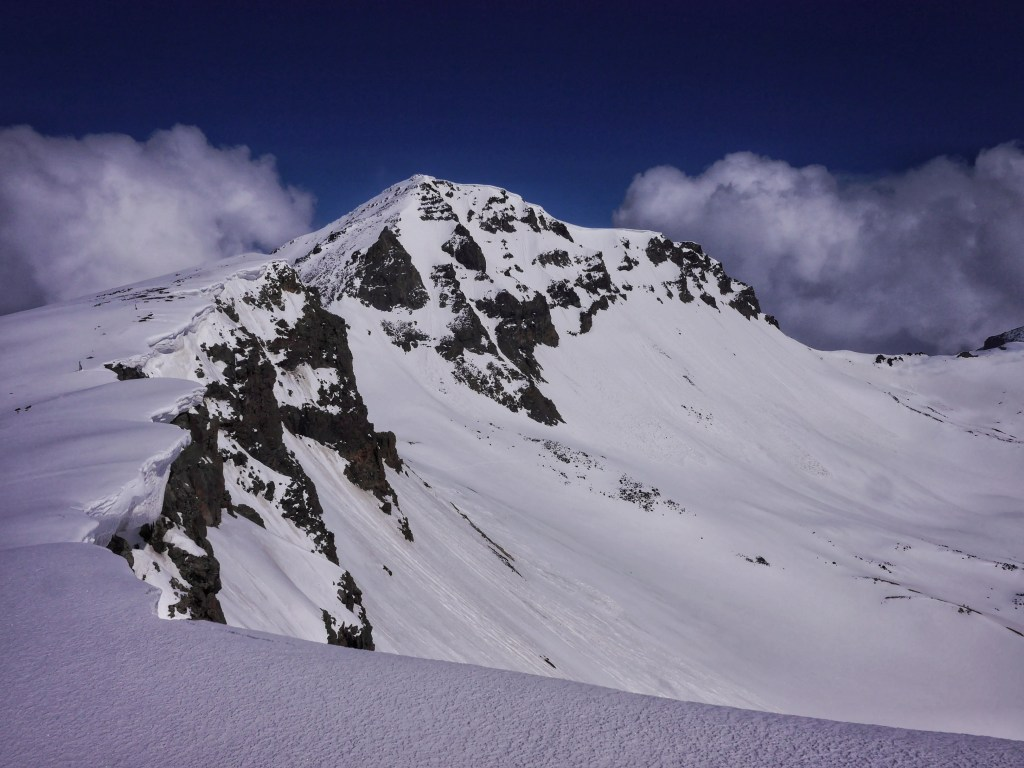 West Peak of Aragats