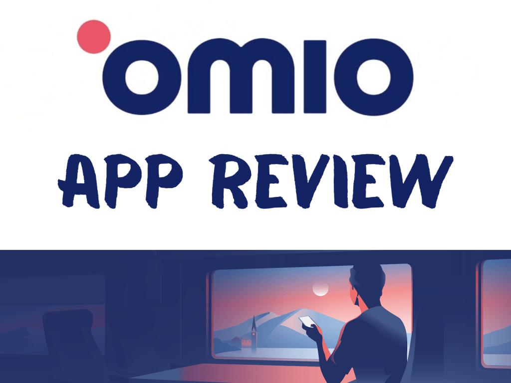Omio App Review