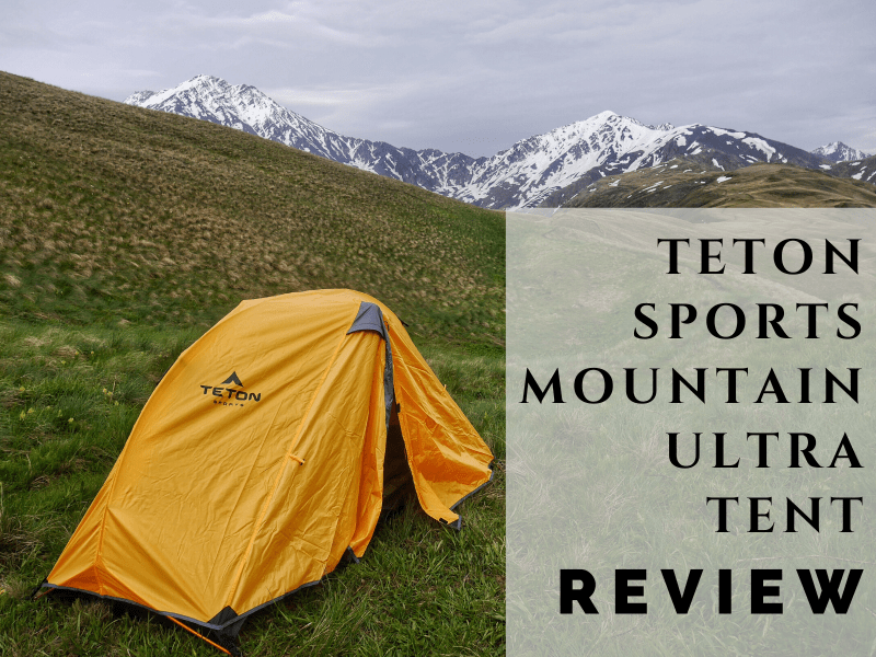 Teton Sports Mountain Ultra Tent REVIEW