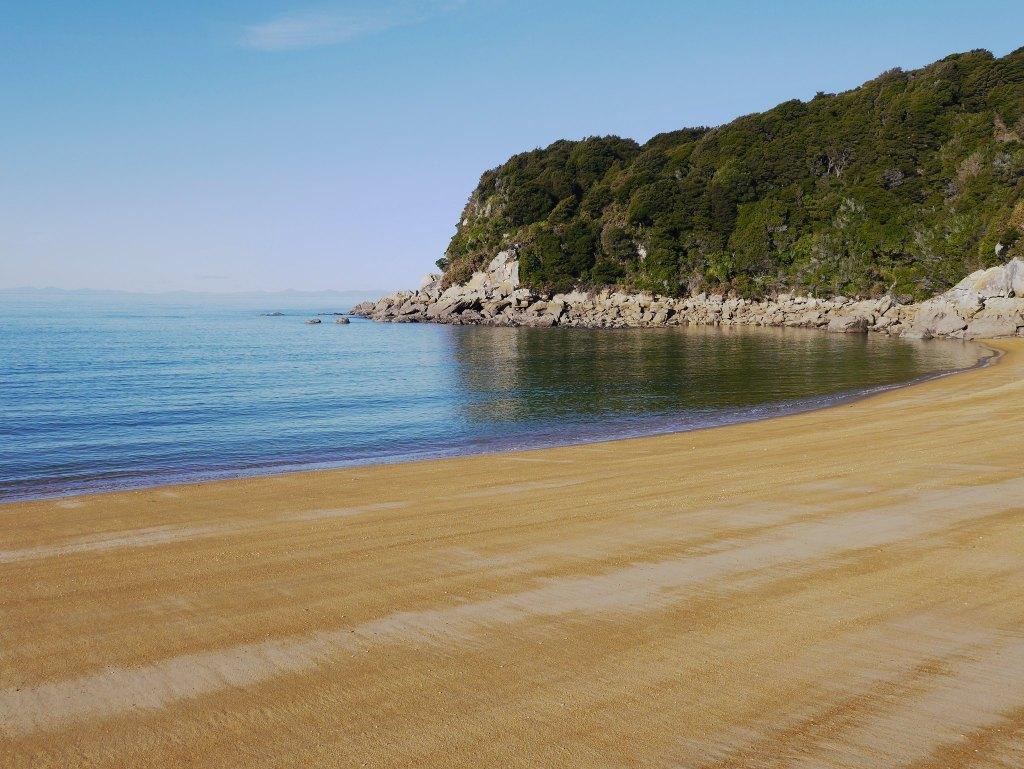 Te Pukatea Bay in Abel Tasman National Park