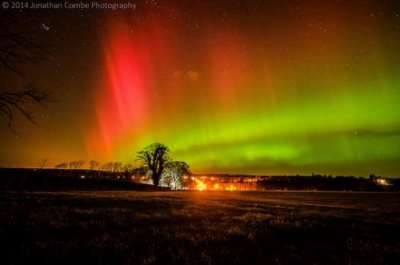 Seen at Ayton, Scottish Borders. Pic credit: Jonathon Combe