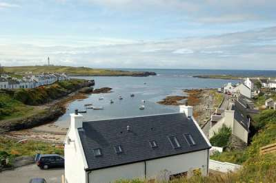 Portnahaven, Islay. PIc credit: Yves Jusot Flickr