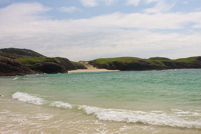Clachtoll beach. Pic credit: Ian Robertson on Flickr Creative Commons
