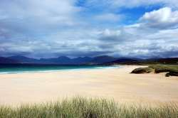 Gorgeous white sandy beaches of Harris. Pic credit: Kristi Herbert on Flickr
