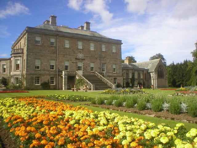 Haddo House gardnes. Pic credit: Richard Slessor.