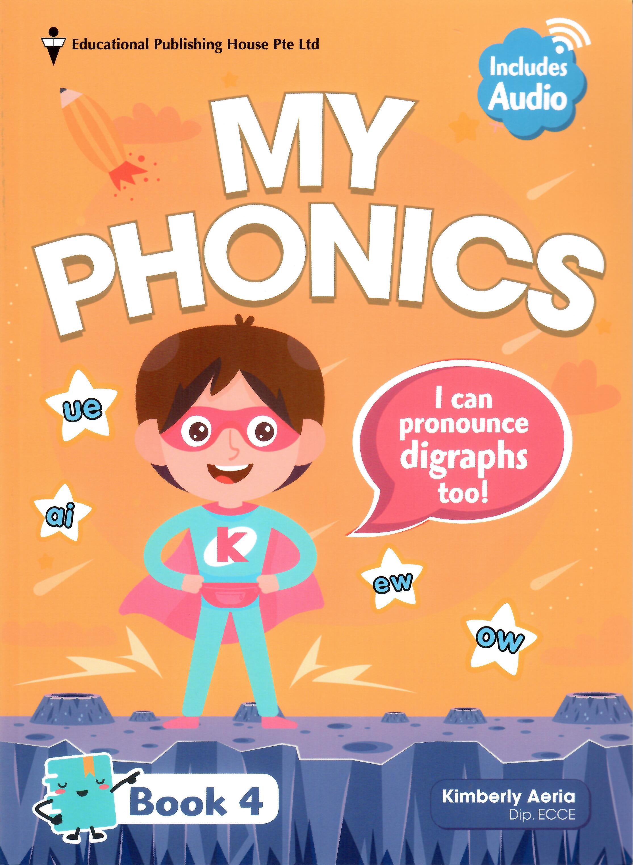 My Phonics Book 4