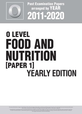 O-level Past Year Papers & Ten Years Series