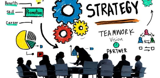 Image of 8 people sitting in a meeting. Above then are the pictures of piechart, settings, clock, blub etc each depicting teamwork and its benefits