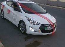 سيارات هيونداي النترا 2016 مستعمل جير اوتوماتيك لون أبيض كاش