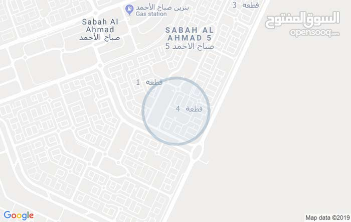 160 sqm Unfurnished apartment for rent in Al Ahmadi