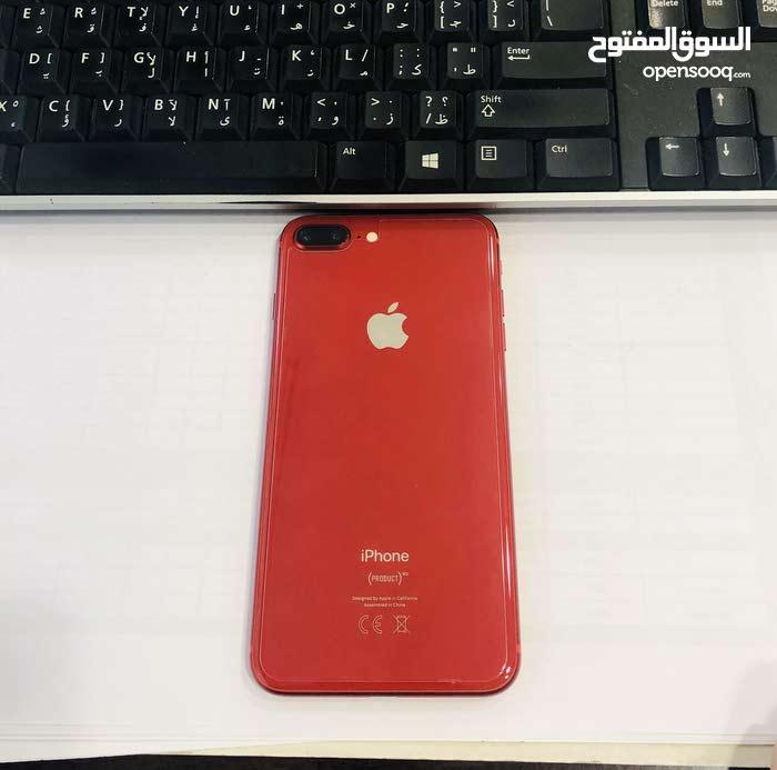 ايفون 8 بلس 256 جيجا احمر 118408735 السوق المفتوح