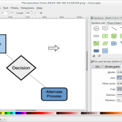 Visio Application Diagram Tecumseh Wiring 4 Free And Open Source Alternatives To Opensource Com Inkscape