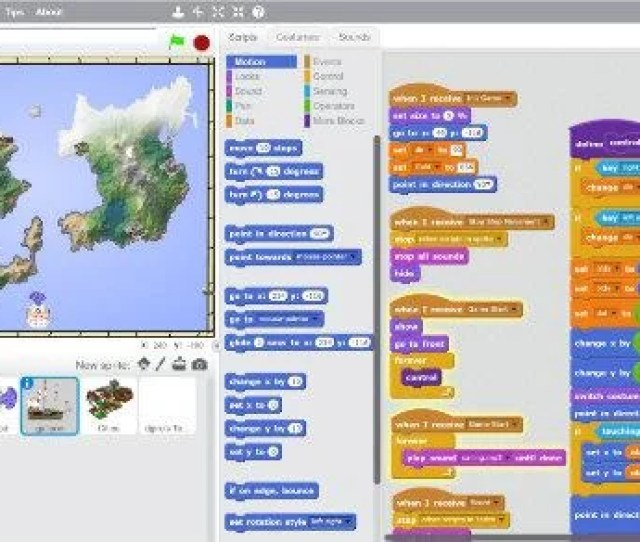 How I Designed A Game With Scratch Opensource Com
