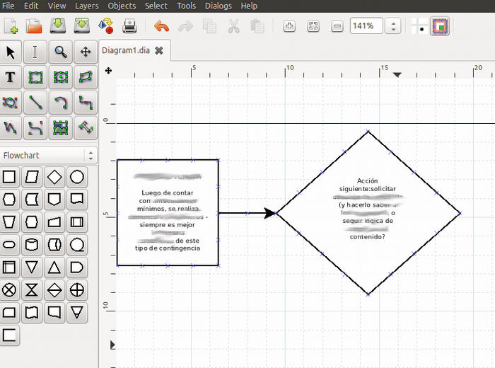 best tool to draw diagrams usb mini b wiring diagram 9 flowchart and diagramming tools for linux opensource com dia