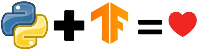 Python and TensorFlow