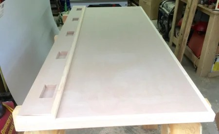 White Gate Maple Workbench