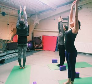 Yoga for Every Body @ Open Source Arts   England   United Kingdom