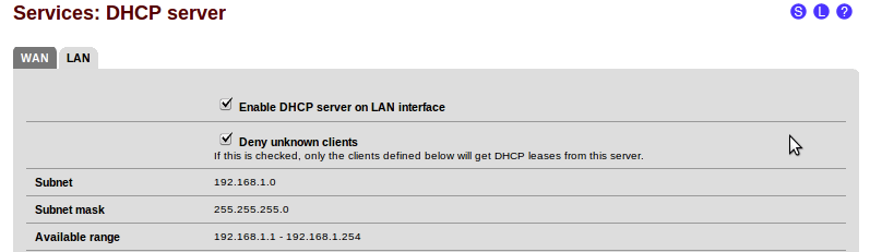 Secure your network using pfSense (2/4)