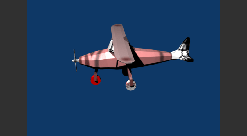 Figure 26: Completed texturing