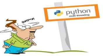 Python Threading and its Caveats