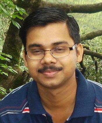 Manish Singh, senior Linux administrator, CNN-IBN