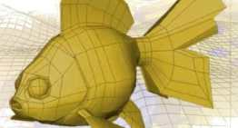 Learn to Animate with Blender, Part 1: Modelling the Goldfish