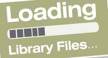 Loading Library Files in C++