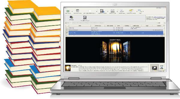 eBooks management