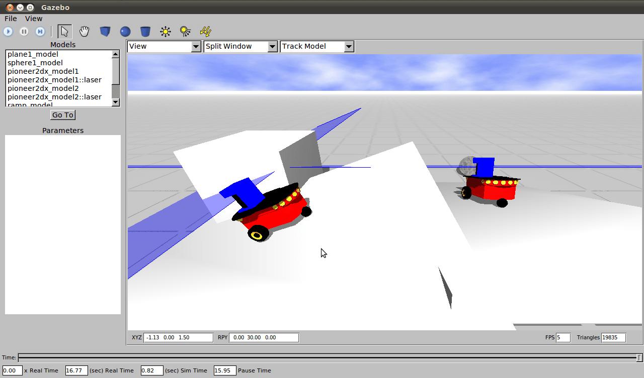 Open Source Robotics: Multi-Robot Simulators - Open Source