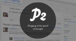 Group Micro-blogging Using WordPress